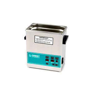 Crest CP360 Ultrasonic Cleaners-1 Gallon Tank