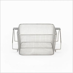 Crest SSMB Stainless Steel Mesh Basket for Crest Ultrasonic Cleaners