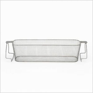 Crest SSPB Stainless Steel Perforated Basket for Crest Ultrasonic Cleaners