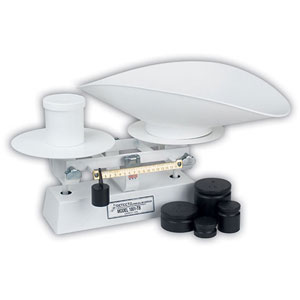 Detecto 1002T USDA-Approved Baked Enamel Bakers Dough Scales