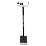 Detecto 338 Physician Beam Scale with Height Rod and Wheels
