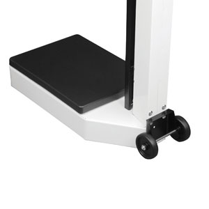 Detecto 3PWHL Wheels for Detecto Balance Beam Scale