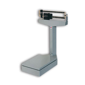 Detecto 4520 Receiving Balance Beam Bench Scale