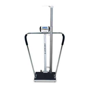 Detecto 6854DHR Bariatric Scale with Digital Height Rod