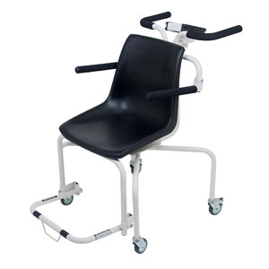 Detecto 6880 Digital Rolling Chair Scale