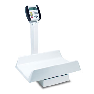 Detecto 8435 Digital Baby Scale with Cradle