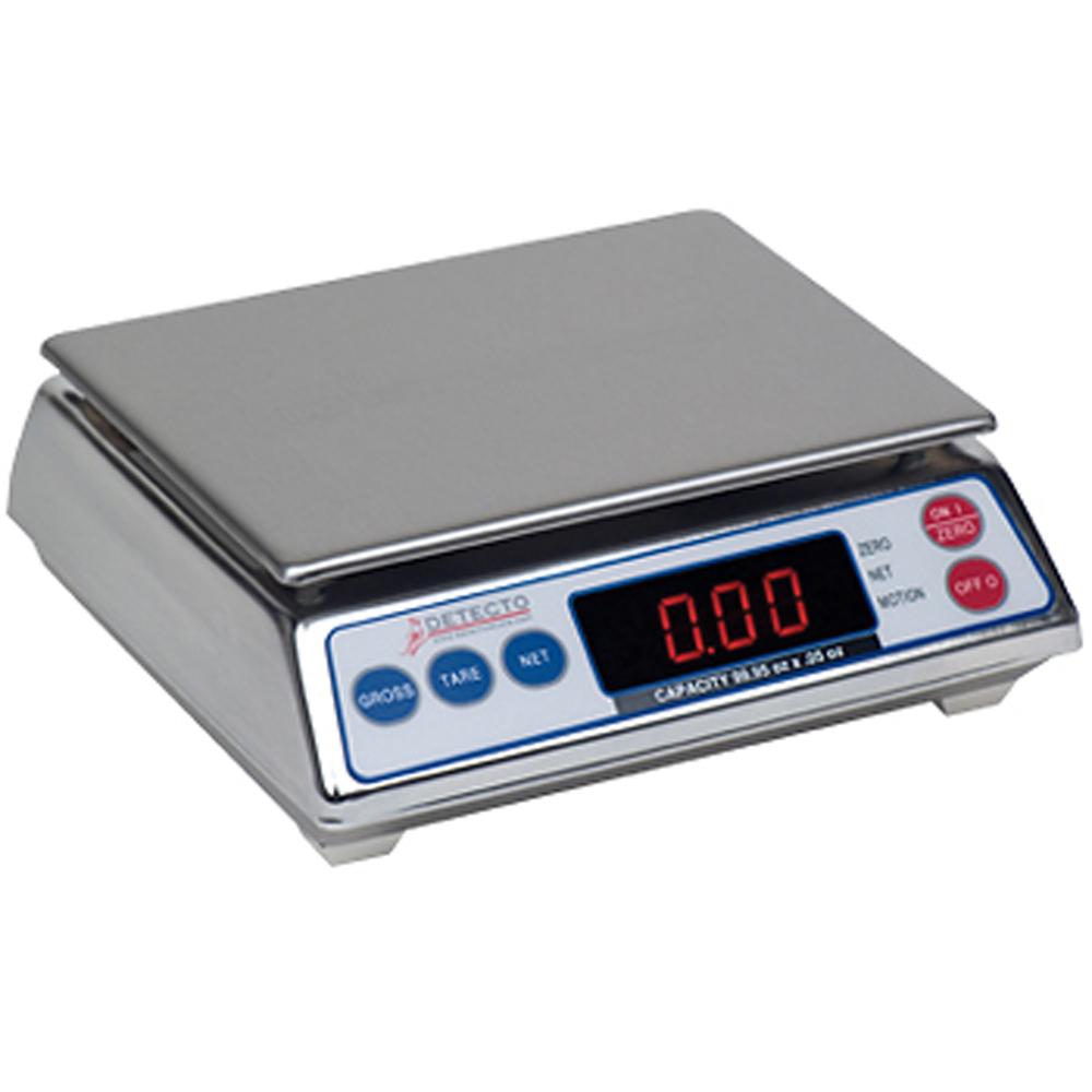 Detecto AP-6 (AP6) Portion Control Digital Weight Scales