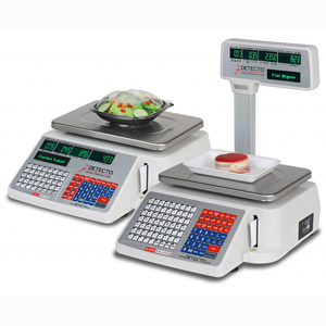 Detecto DL Deli Scales with Integral Printer