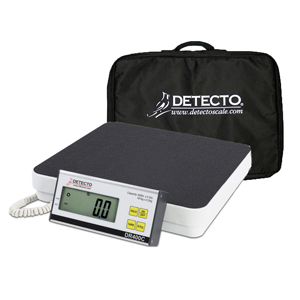 Detecto Dr400c Kit 185 00 Free Shipping Digital Fitness Weight Scales Wholesale Point