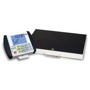 Detecto GP-600-MV1 Digital Portable Healthcare Scale-600 lb/270 kg
