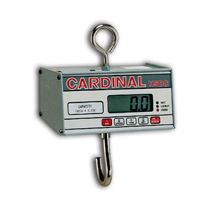 Detecto HSDC Legal for Trade Digital Hanging Scales