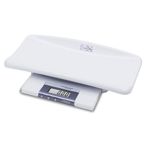 Detecto MB130 Digital Pediatric Scale with Removable Cradle