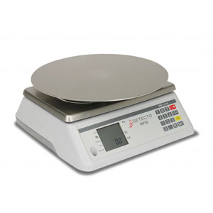 Detecto RP Series Round Digital Ingredient Scales