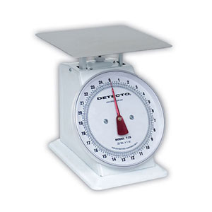 Detecto T Series Top Loading Large Dial Scales