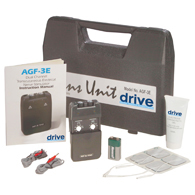 Drive Medical AGF-3E Portable Dual Channel TENS Unit