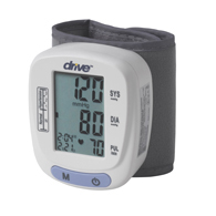 Drive Medical BP2116 Automatic Blood Pressure Monitor-Wrist Model