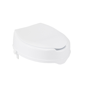 Astonishing Drive Medical Raised Toilet Seat With Lock And Lid Standard Seat Gmtry Best Dining Table And Chair Ideas Images Gmtryco