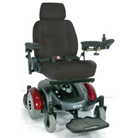 Drive Medical Image EC Mid Wheel Drive Medical Power Wheelchair
