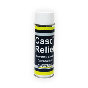DryPro CR-06 Cast Relief Spray