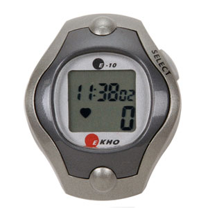 Ekho E-10 Heart Rate Monitor with Chest Strap