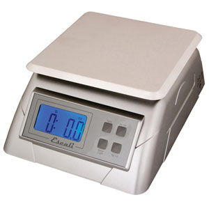 Escali 136 Alimento Stainless Steel Top Digital Scales