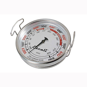 Escali AHG2 Extra Large Grill Surface Thermometer