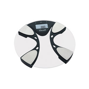 Escali BFBW200 (BFBW-200) Body Fat Scale-440 Lb Capacity