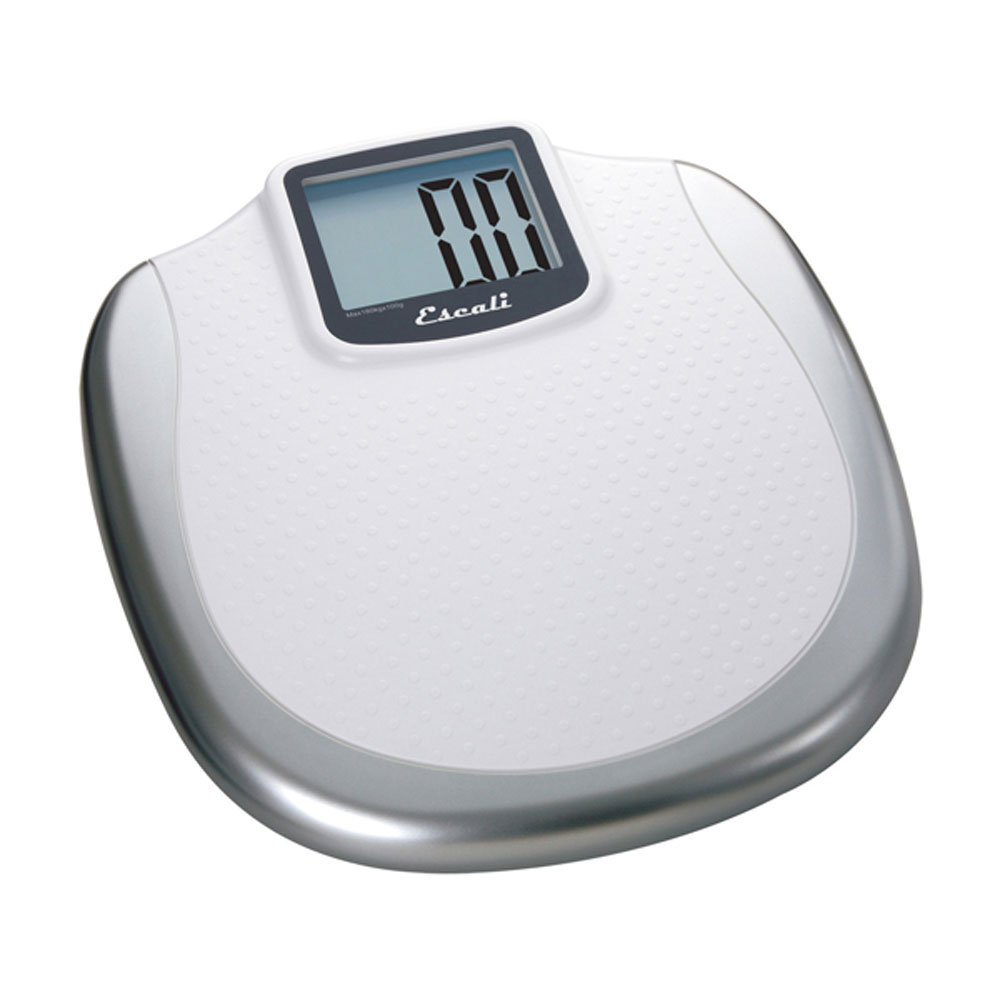 Escali Xl 200 Xl200 Bath Scale W Extra Large Capacity Display Ebay