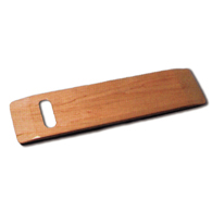 Essential Medical P2300 Hardwood Transfer Board w/ One Hand Cut Out
