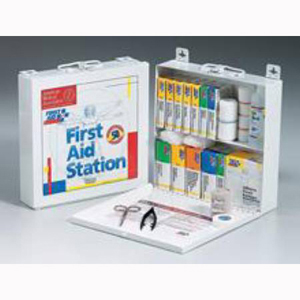 First Aid Only 226-U-FAO 50 Person, 197 Piece Bulk First Aid Kit