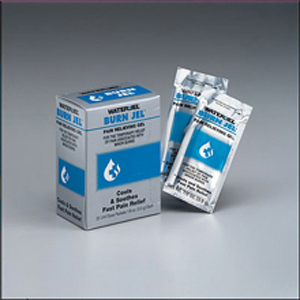 First Aid Only M497 Water Jel Burn Jel-25/Box
