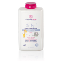 Forever New 40332 32 oz. Baby Liquid Detergent-Clean Cotton