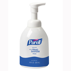 GOJO 5792-04 Purell Foam Hand Sanitizer-4/Case