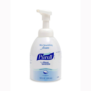 Purell 5798-04 Advanced Skin Nourishing Instant Hand Sanitizer-4/Case