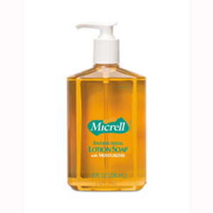 GOJO 9752-12 MICRELL Antibacterial Lotion Soap-12/Case