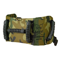 Grip N Assist Military MX26 Multifunctional 5 Handle Belt & D-Ring