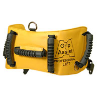 Grip N Assist Professional Lift Multifunctional 5 Handle Belt & D-Ring