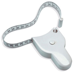 Health Mobius Circumference (Girth) measuring Tape-Body Tape Measure