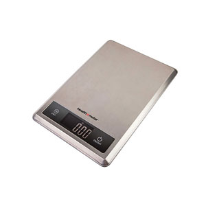 Health-O-Meter HM4 Stainless Steel Kitchen Scale-11 lb/5000 g