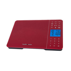 Health-O-Meter HM5R Diet Tracking Kitchen Scale-11 lb/5000 g