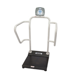Health o meter Professional 1100KL Digital Stand On Scale