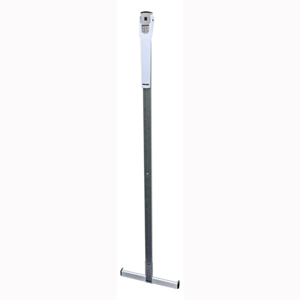 Health o meter 201HR Wall Mounted Telescopic Metal Height Rod