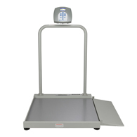 HealthOMeter 2500KL Wheelchair Scale