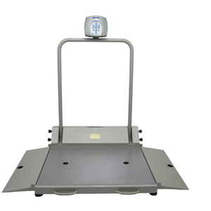 Health o meter Professional 2610KL Wheelchair Scale