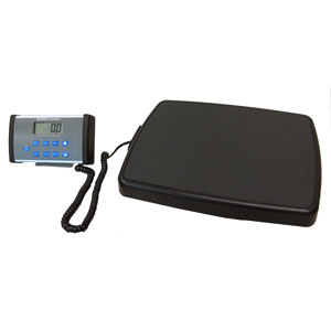 Healthometer 498KL 500 Lb/227 Kg Capacity Remote Display Scale