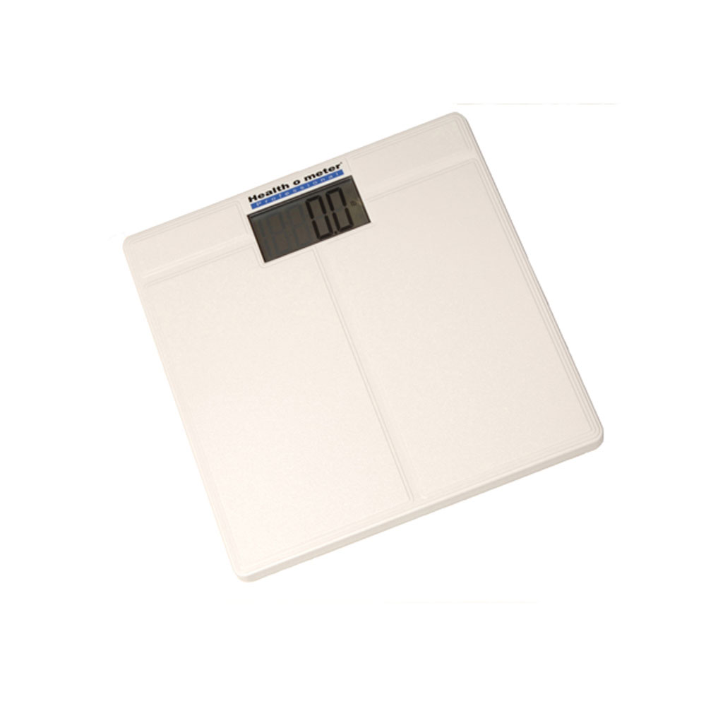 Healthometer 800kl - How to calibrate a bathroom scale ...