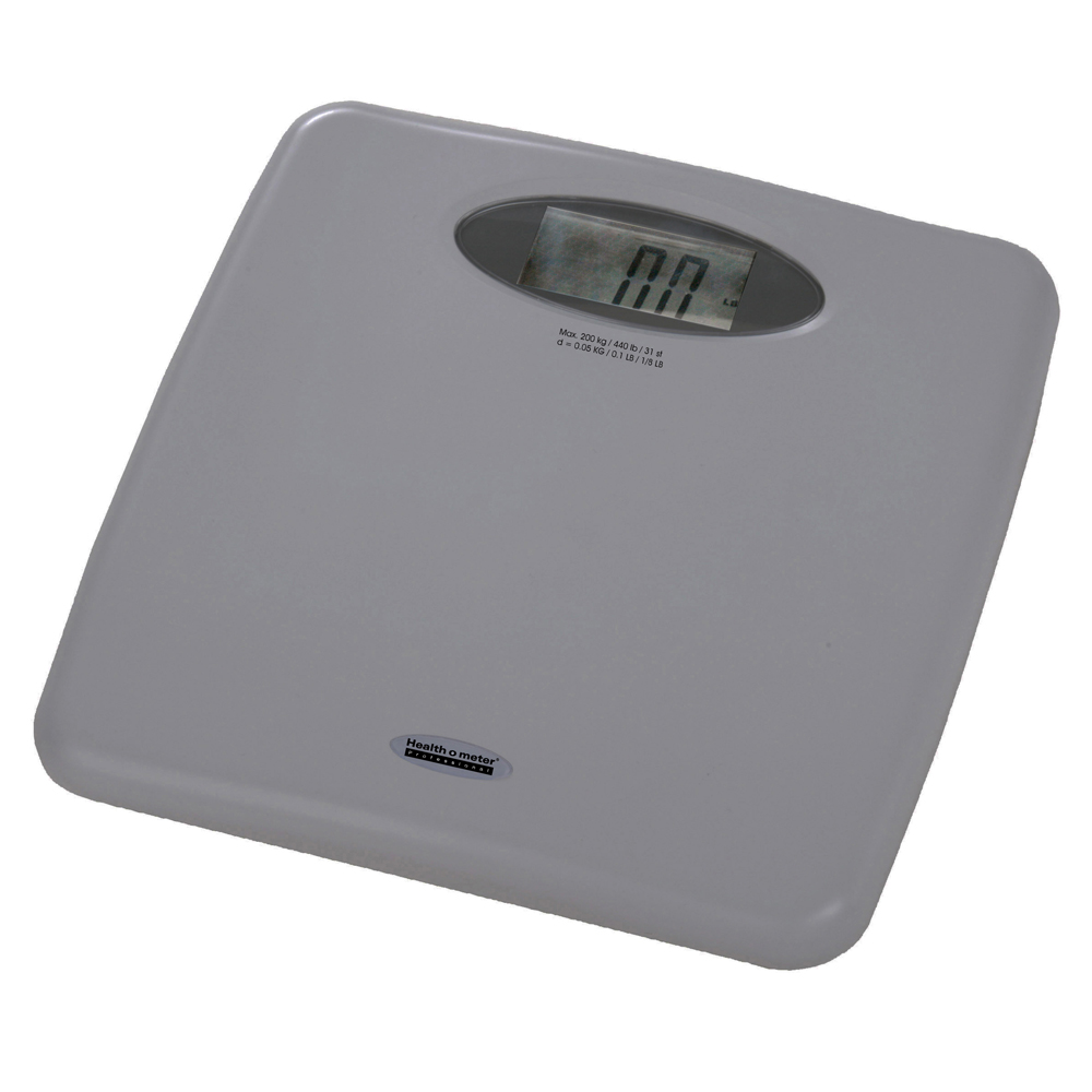 Healthometer 844kl Digital Floor Scale Ebay