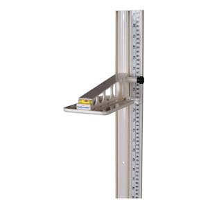 Health o meter PORTROD Wall Mount Height Rod
