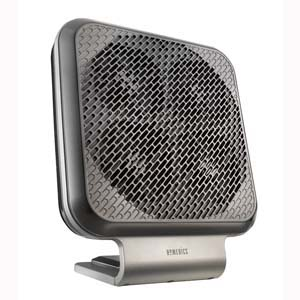 HoMedics AR-NC01 Breathe Air Cleaner with Nano Coil Technology-Gray
