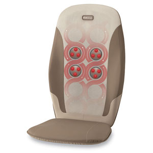 HoMedics MCS-370H Dual Shiatsu Massage Cushion